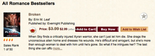 ARe bestseller