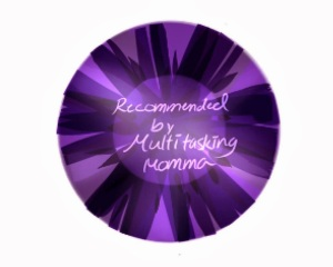 multitaskingmomma recommendation badge